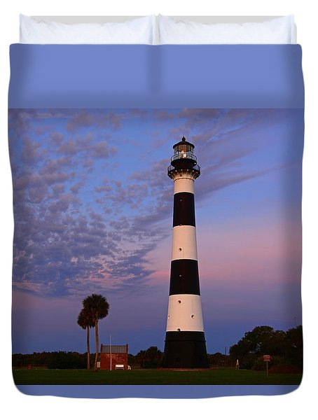 Canaveral Light Duvet Cover