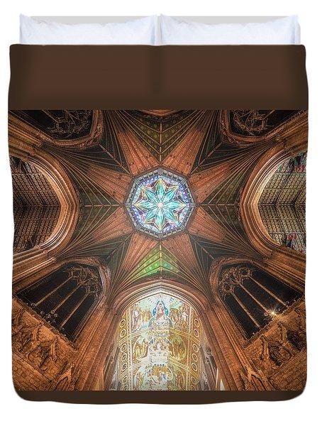 Candlemas - Octagon Duvet Cover