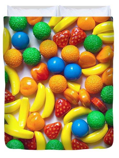 Candy Fruit Duvet Cover