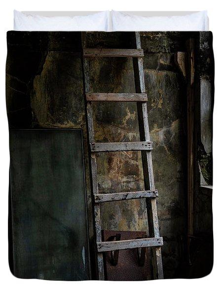 Cannery Ladder Duvet Cover