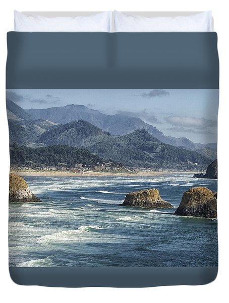 Cannon Beach 0192 Duvet Cover