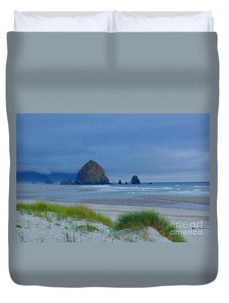 Cannon Beach Duvet Cover