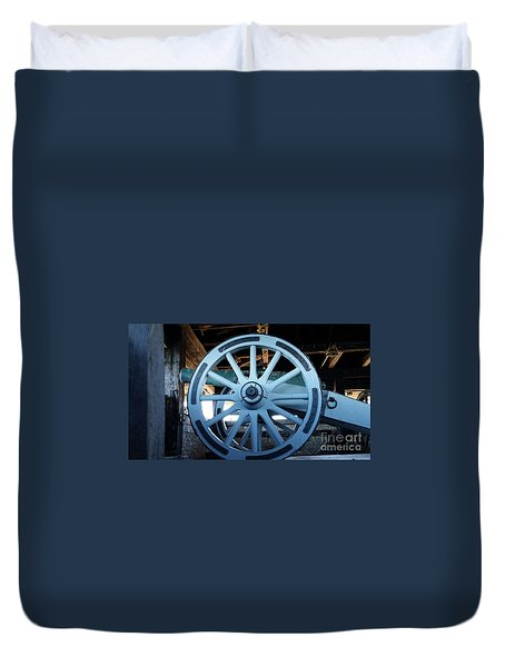 Cannon Duvet Cover