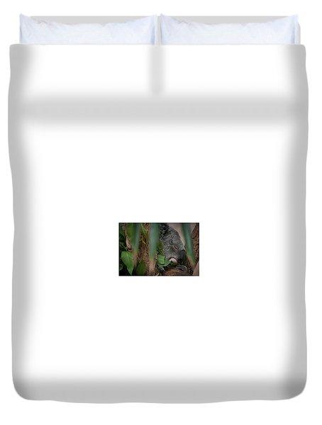 Canopy Nap Duvet Cover