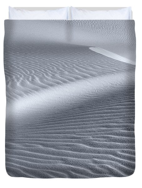Canvas Of The Winds Duvet Cover by Sandra Bronstein