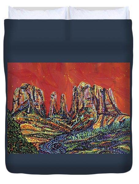 Canyon Duvet Cover