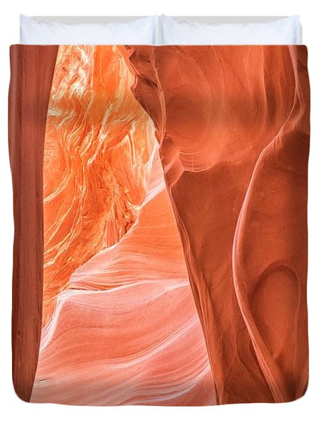 Canyon Textures Duvet Cover