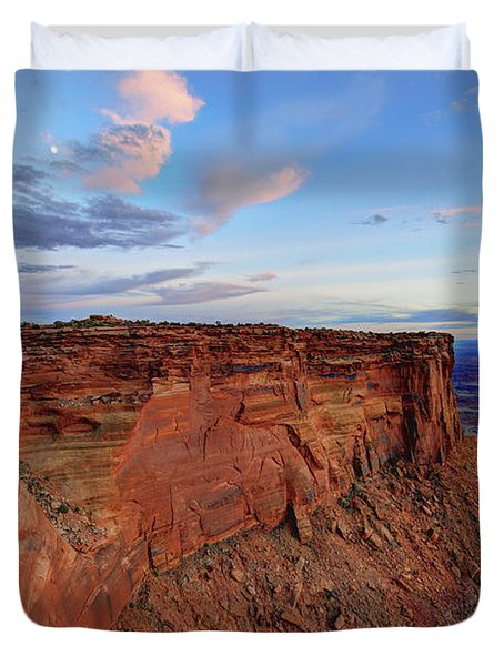 Canyonlands Delight Duvet Cover