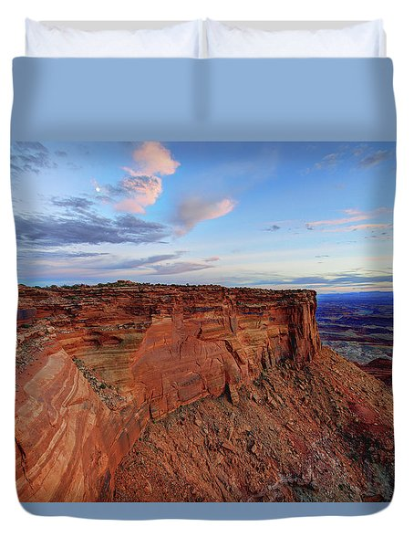 Canyonlands Delight Duvet Cover