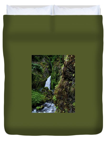 Canyon's End Duvet Cover