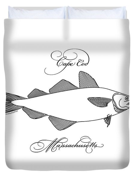Cape Cod Duvet Cover