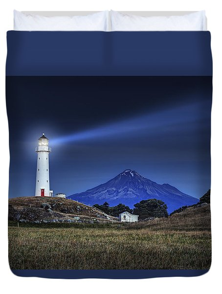 Cape Egmont Duvet Cover