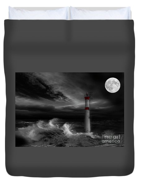 Cape Fear Duvet Cover
