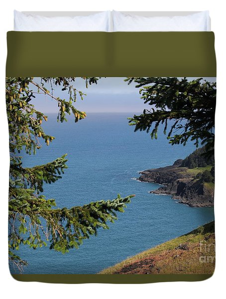 Cape Foulweather  Duvet Cover