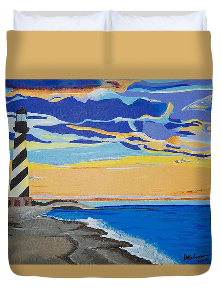 Cape Hatteras Duvet Cover
