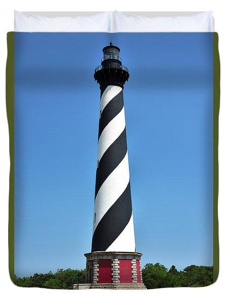 Cape Hatteras Light Duvet Cover