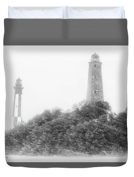 Cape Henry Duvet Cover