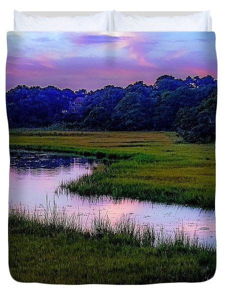 Cape Light Duvet Cover