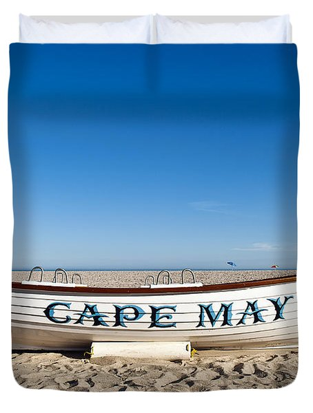 Cape May Duvet Cover by John Greim