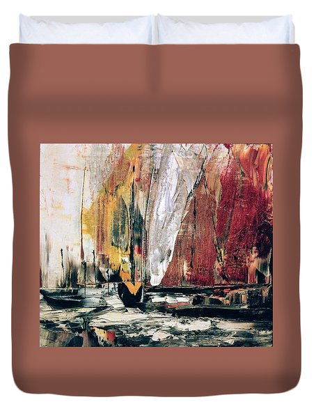 Cape Of Good Hope Duvet Cover
