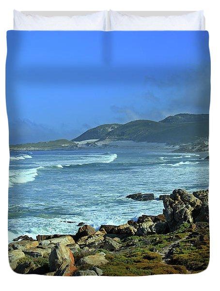 Cape Of Good Hope Duvet Cover