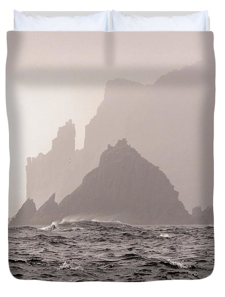 Cape Raoul Duvet Cover