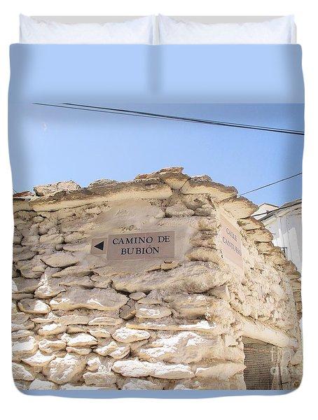 Capilerilla Duvet Cover