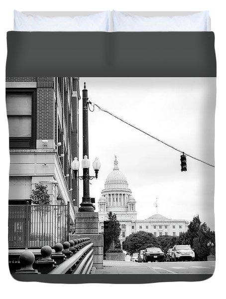 Capital View Duvet Cover