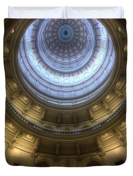 Capitol Dome Interior Duvet Cover