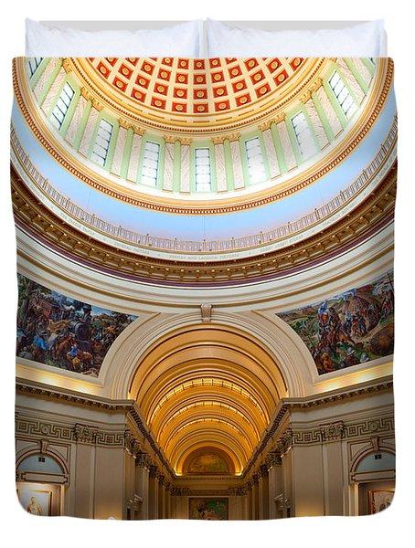 Capitol Interior II Duvet Cover
