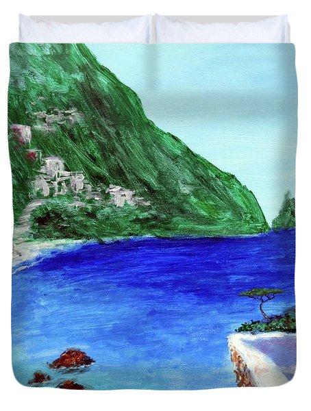 Capri Duvet Cover