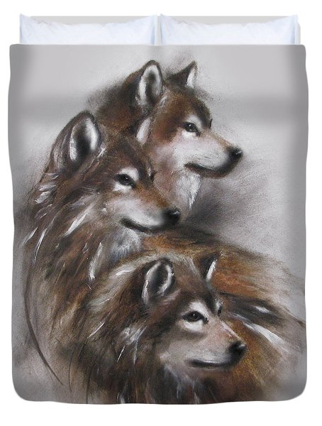 Captivated Duvet Cover