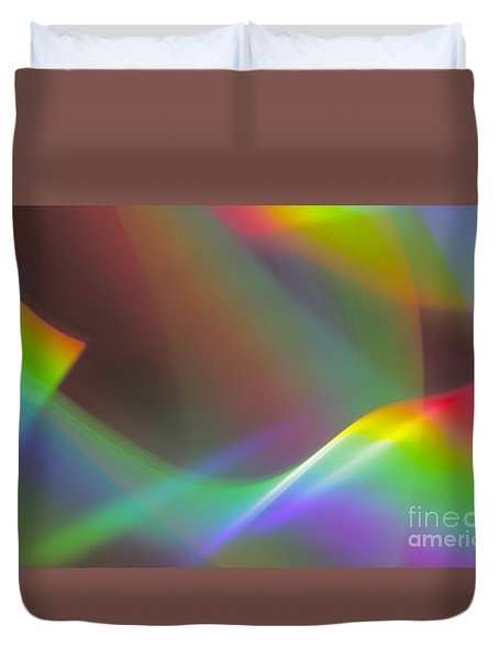 Duvet Cover featuring the photograph Capture The Light by Danica Radman
