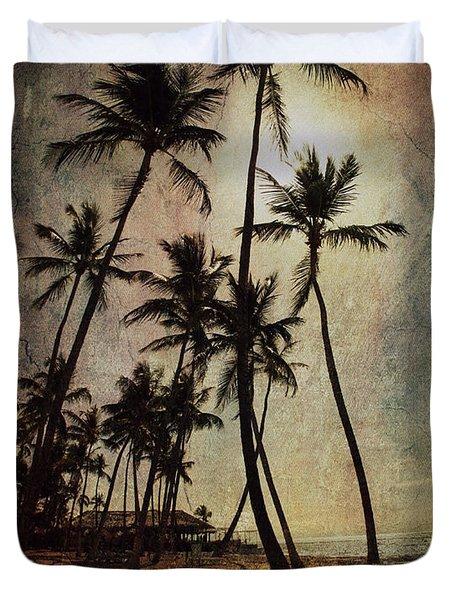 Caraibi Mood Duvet Cover
