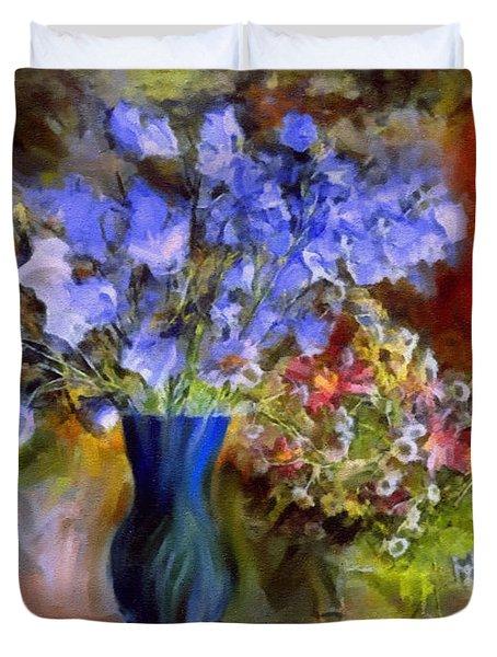 Caress Of Spring - Impressionism Duvet Cover