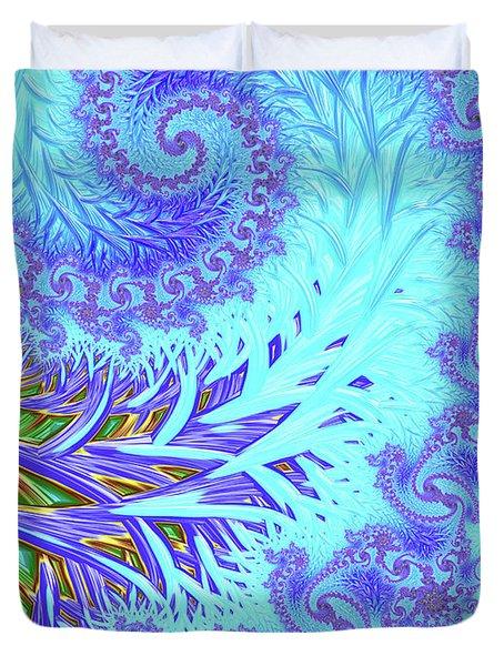 Caribbean Duvet Cover