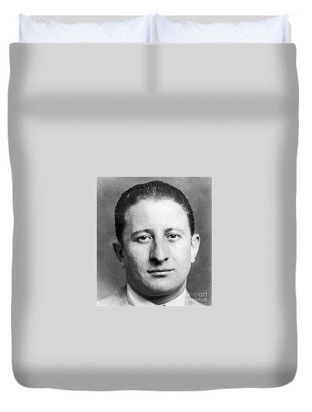 Carlo Gambino Duvet Cover