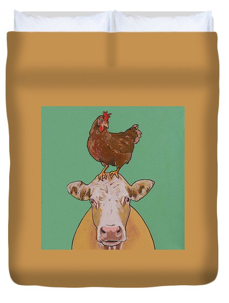 Carlyle The Cow Duvet Cover