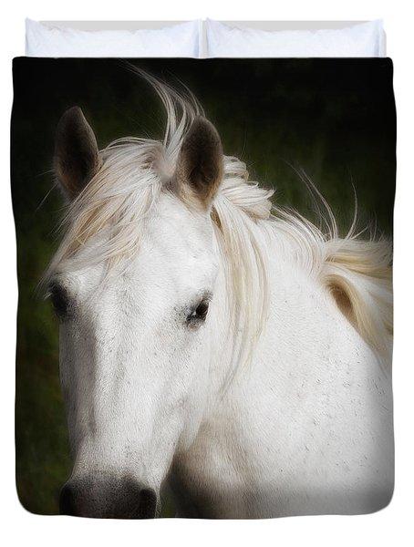 Carmargue Horse Duvet Cover