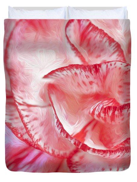 Carnation #3 Duvet Cover