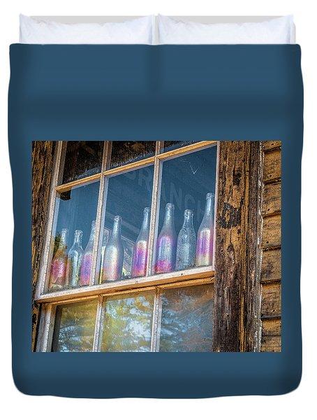 Carnival Glass Duvet Cover