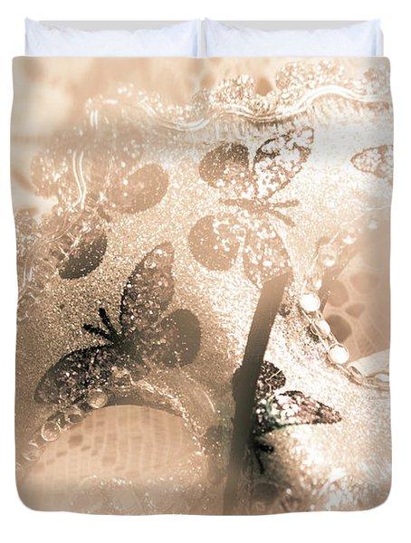 Carnival Mystery Duvet Cover
