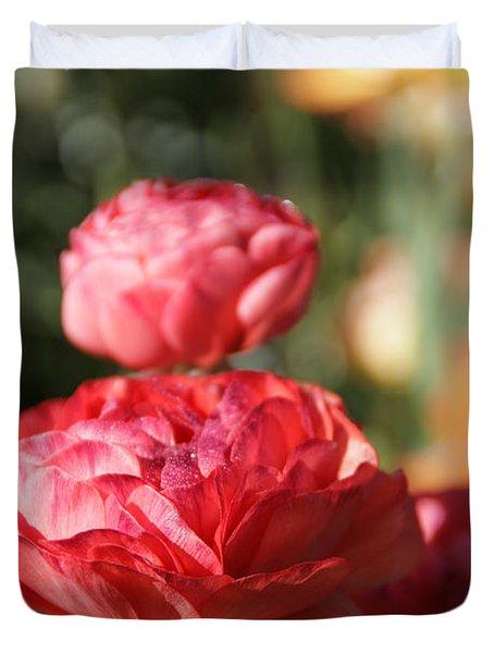 Carnival Of Flowers 01 Duvet Cover