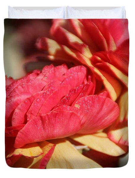 Carnival Of Flowers 05 Duvet Cover