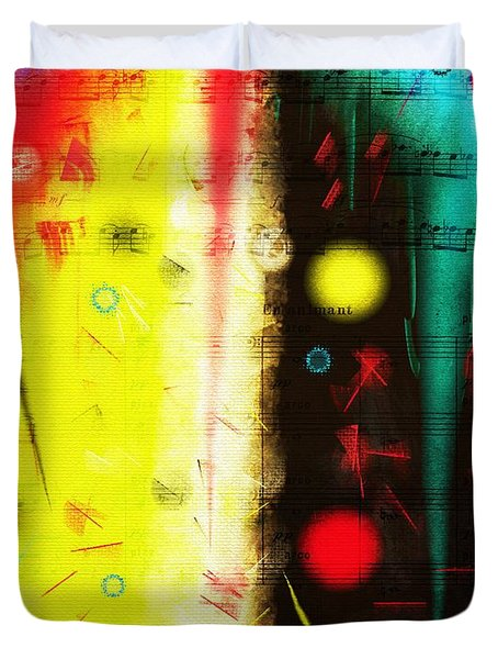 Carnival Duvet Cover