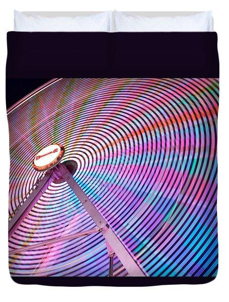 Carnival Spectacle Duvet Cover