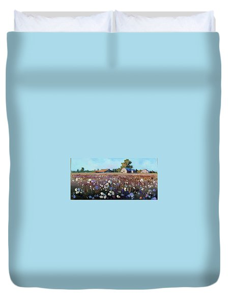 Carolina Cotton I Duvet Cover