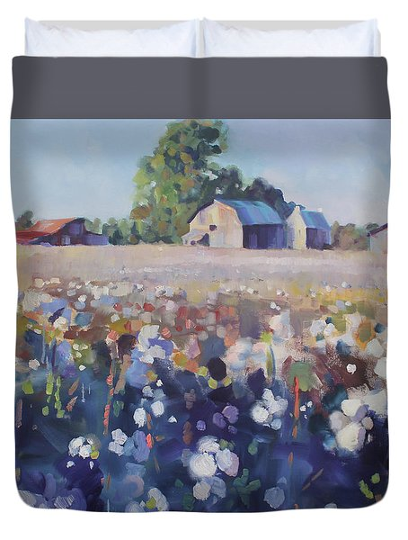 Carolina Cotton II Duvet Cover