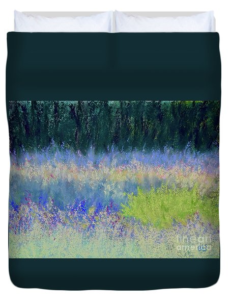 Carol's Meadow Duvet Cover
