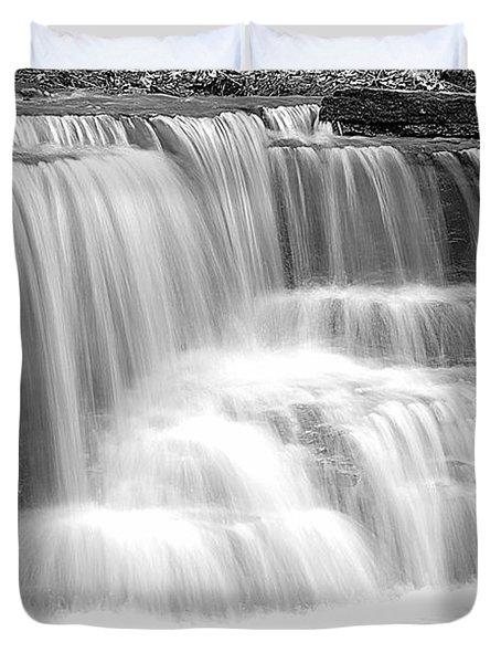 Caron Falls Duvet Cover